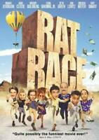 RAT RACE DVD (Widescreen Version) DISC ONLY listing.  Free shipping.