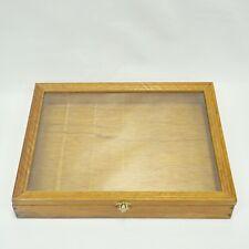 Display Case Wall or On Table Keepsake Box