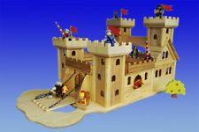 Ritterburg aus Kiefern Holz Deutsche Wertarbeit,Knight's Castle