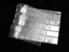 """Clear TPU Keyboard Protector for 13.3"""" Dell XPS 13 9370 13-9370 laptop"""