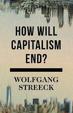 How Will Capitalism End?: Essays on a Failing System (Paperback or Softback)
