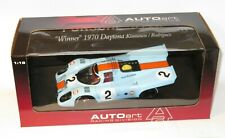 1/18 original AUTOart  Porsche 917 K   Gulf Racing 1970  Winner Daytona 24 Hrs