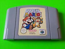 Paper Mario - Nintendo 64 PAL
