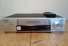 Aiwa FX5100 VHS Video Cassette Tape Player Recorder VCR NICAM NTSC Playback