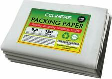 Ccliners Packing Paper Newsprint Sheets For Moving 31x215 48gsm 150 Count