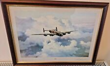 Robert Taylor 'Halifax ' Signed and Framed Print