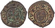 DOPPIO BAGATTINO GIOVANNI I CORNER 1625-1629 VENEZIA VENICE RARO RARE #1681