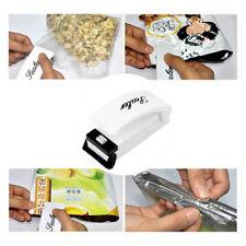 Portable Mini Super Plastic Re-Sealer Handy Food Bag Sealing Tool Impluse Sealer