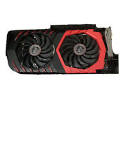 MSI GeForce GTX 1060 Gaming X 6GB DDR5 Graphics Card