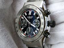 Analoge Hublot Unisex Armbanduhren mit Chronograph