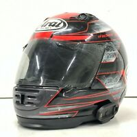 Arai RAPIDE-IR CHRONUS YF DESIGN Motorcycle Helmet Size XL 61-62cm Fullface [HJ]