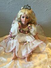 Donna RuBert / Brooke Sitting Princess Doll Numbered 158/3000