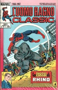 albo L' UOMO RAGNO CLASSIC Nr. 13 Ed. Marvel Italia Star Comics