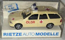 "RIETZE Sondermodell – Ford Mondeo GHIA ""Rotes Kreuz OLDR"", H0 1:87, neu + OVP"