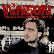 Frag die Richtigen Leute von Winson | CD | Zustand gut