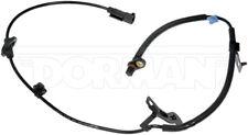 New Abs Anti-Lock Braking System Wheel Speed Sensor Dorman 695-253