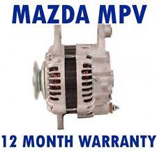 MAZDA MPV MK1 MK I - 3.0 I V6 (LV10) 1995 1996 1997 1998 1999 RMFD ALTERNATOR