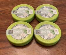 Sencha Naturals Green Tea Mints, Moroccan Mint, 1.2-Ounce Canister (4)