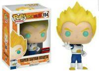 Funko Pop Dragon Ball Z Vegeta Super Saiyan Figurine Jouet Hauteur 12.5cm Mod154