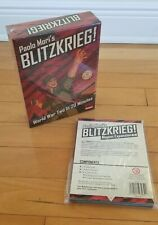 Paolo Mori's Blitzkrieg! + Nippon Expansion - SEALED