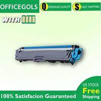1PACK TN223 CYAN WITH CHIP Toner For Brother  HL-L3270CDW MFC-L3710CW US