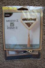 """Bucilla's """"Weave it N' Leave it - # 49026E"""