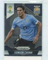 EDINSON CAVANI 2014 Panini Prizm World Cup Base Card #193 Soccer Uruguay