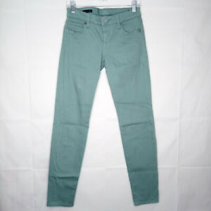 Kut From The Kloth Diana Skinny Jeans Women Size 2 Green