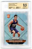 DEVIN BOOKER 2015-16 Panini Prizm SILVER Refractor Rookie Card RC BGS 9.5 Gem