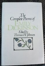 The Complete Poems of Emily Dickinson. the Only One-Volume Edition Containing Al