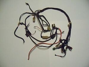 1985 HONDA TRX250 Wire Harness