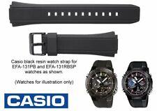 Genuine Casio Watch Strap Band for EFA-131PB, EFA-131RBSP, EFA131RBSP, EFA131PB