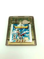Dragon Warrior III 3 (Nintendo Game Boy Color) Authentic GBC TESTED