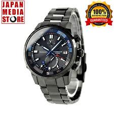 CASIO OCEANUS OCW-P1000B-1AJF Cachalot Series Elegant Watch JAPAN OCW-P1000B-1A