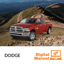 Dodge Med/Heavy Truck - Service and Repair Manual 30 Day Online Access