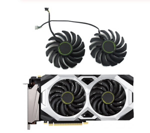 PLD09210S12HH 4Pin Graphics card Fan For MSI RTX 2080 2070 2060 SUPER VENTUS