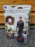 "TORCHWOOD SERIES 2 IANTO JONES 5"" ACTION FIGURE DR DOCTOR WHO BBC TV BRAND NEW!"