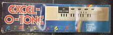 Excel-O-Tone Vintage Electronic Musical Instrument Mini Keyboard XLT-1 NIB