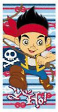 Disney JAKE & the Neverland Pirates - Beach Towel - Size: 70 x 140 cm