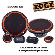 "Edge ED306-E2 - 16.5cm 6.5"" 2-Way Car Component Speakers 240W"
