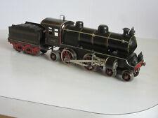 Märklin Uhrwerk Dampflokomotive E 1020 mit 3 achs. Tender spur 0