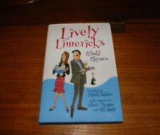 LIVELY LIMERICKS-RIBALD RHYMES BY P.HOLDEN,OLIVER PRESTON&BILL STOTT-SIGNED COPY