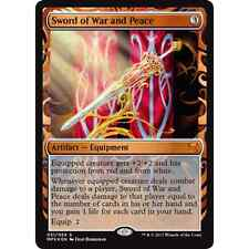 MTG Sword of War and Peace NM - Kaladesh Inventions Series