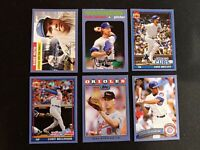 2020 Topps Series 1 TOPPS CHOICE BLUE PARALLEL You Pick From List