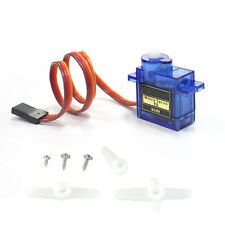 5pcs 9G SG90 Mini Micro Servo For RC Robot Helicopter Airplane Car Boat CY New