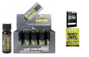 OLIMP Blackweiler Shred Shot 20x60ml (Pre-Workout) Various Flavors FREE SHIPPING