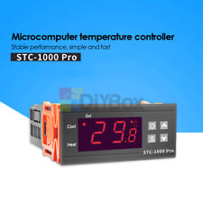 Ac 220v Stc 1000 Digital Lcd Temperature Controller With Ntc Sensor Thermostat