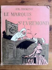 A Tale of Two Cities, RARE French Language, Charles Dickens, 1938 Paris