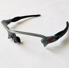Oakley Flak 2.0 Asian Fit Gray Smoke Black Socks Frame Only Authentic AF Asia