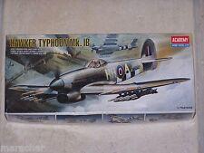 Maquette ACADEMY 1/72ème HAWKER TYPHOON Mk.IB